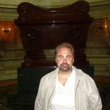 At Napoleon's Tomb