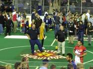 Ready for First Kick at Baltimore Blast Game