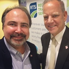 w Bill Carpenter, CEO of RTS