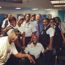 One of my favorites with our MTA Bus Operators