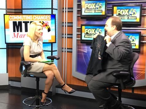 On FOX 45 Morning News program