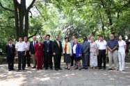 With our entire County Delegation at our sister county Canglang District, Suzhou, China