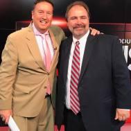 With WMAR TV Anchor Legend Jamie Costello