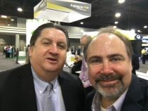 With Tom Lamert, CEO of Houston Metro