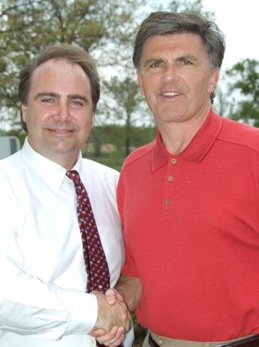with Governor Bob Ehrlich